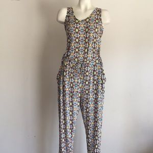 Jumpsuit Multicolored NWT Jogger